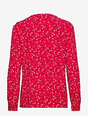 Esprit Casual - Blouses woven - langærmede toppe - red - 2