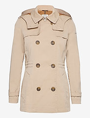 Esprit Casual - Jackets outdoor woven - trenchs - sand - 0