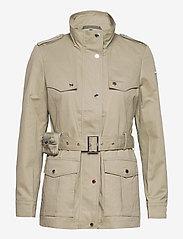 Esprit Casual - Jackets outdoor woven - vestes utilitaires - pale khaki - 0