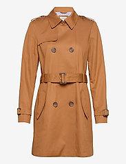 Esprit Casual - Coats woven - trenchcoats - camel - 0