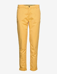 Esprit Casual - Pants woven - chinos - yellow - 0