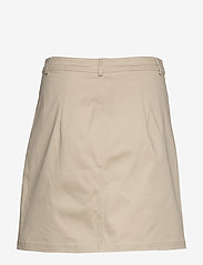 Esprit Casual - Skirts woven - short skirts - beige - 1
