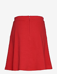 Esprit Casual - Skirts knitted - short skirts - dark red - 1