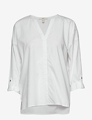 Esprit Casual - Blouses woven - langermede bluser - white - 2