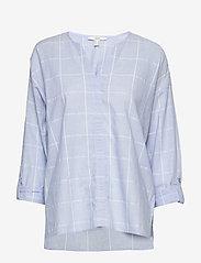 Esprit Casual - Blouses woven - langærmede bluser - light blue - 2