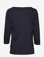 Esprit Casual - T-Shirts - langærmede toppe - navy - 1