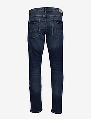 Esprit Casual - Pants denim - slim jeans - blue dark wash - 1