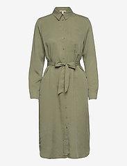 Dresses light woven - LIGHT KHAKI