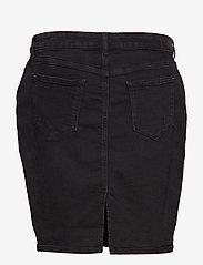 Esprit Casual - Skirts denim - denim skirts - black dark wash - 1