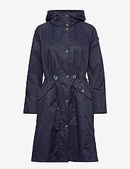 Esprit Casual - Coats woven - cienkie płaszcze - navy - 5