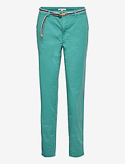 Pants woven - TEAL GREEN