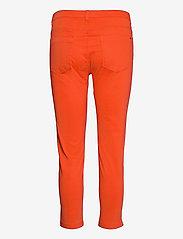 Esprit Casual - Pants woven - slim fit bukser - orange red - 1