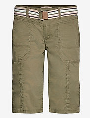 Shorts woven - KHAKI GREEN