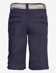 Esprit Casual - Shorts woven - bermudas - navy - 1