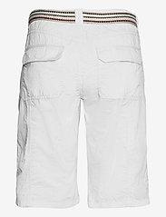 Esprit Casual - Shorts woven - bermudas - white - 1