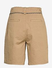 Esprit Casual - Shorts woven - chino shorts - camel - 1
