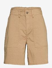 Esprit Casual - Shorts woven - chino shorts - camel - 2
