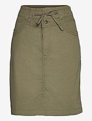 Esprit Casual - Skirts woven - korta kjolar - khaki green - 0
