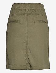 Esprit Casual - Skirts woven - korta kjolar - khaki green - 1
