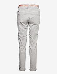 Esprit Casual - Pants woven - rette bukser - light grey - 1