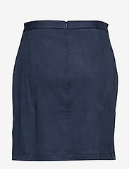 Esprit Casual - Skirts knitted - midi skirts - navy - 1