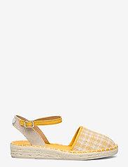 Esprit Casual - Casual Shoes textile - platta espadriller - sunflower yellow - 1