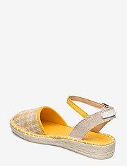 Esprit Casual - Casual Shoes textile - platta espadriller - sunflower yellow - 2