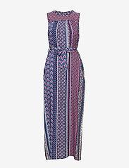 Esprit Casual - Dresses light woven - maxikjoler - navy - 0