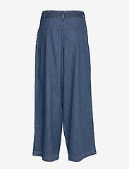 Esprit Casual - Pants denim - vide bukser - blue medium wash - 1