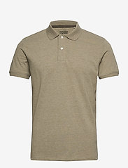 Esprit Casual - Polo shirts - short-sleeved polos - olive 5 - 0