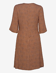 Esprit Casual - Dresses light woven - korte kjoler - rust brown 4 - 2