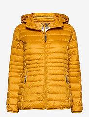 Esprit Casual - Jackets outdoor woven - doudounes - brass yellow - 0