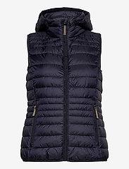 Esprit Casual - Vests outdoor woven - vester - navy - 1