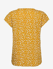 Esprit Casual - T-Shirts - t-shirts - brass yellow - 1