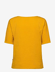 Esprit Casual - T-Shirts - t-shirts - brass yellow 4 - 1