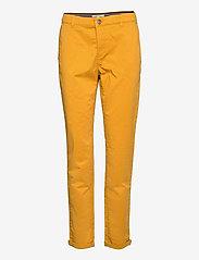 Pants woven - BRASS YELLOW