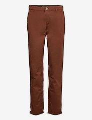 Pants woven - BROWN