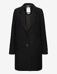 Esprit Casual - Coats woven - manteaux en laine - black - 0