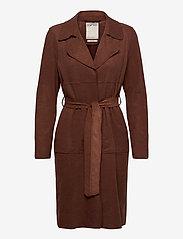 Esprit Casual - Coats woven - manteaux en laine - brown - 0