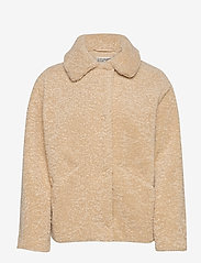 Esprit Casual - Jackets indoor woven - faux fur - cream beige - 1