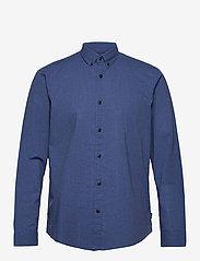 Esprit Casual - Shirts woven - chemises basiques - grey blue 5 - 0