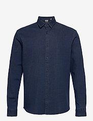 Esprit Casual - Shirts woven - chemises basiques - blue rinse - 0