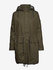 Esprit Casual - Coats woven - khaki green - 2