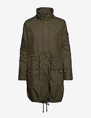 Esprit Casual - Coats woven - khaki green - 3