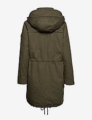Esprit Casual - Coats woven - khaki green - 5