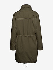 Esprit Casual - Coats woven - khaki green - 6