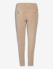 Esprit Casual - Pants woven - straight jeans - cream beige - 1