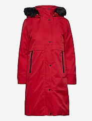 Esprit Casual - Coats woven - parkas - dark red - 1