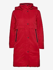 Esprit Casual - Coats woven - parkas - dark red - 2