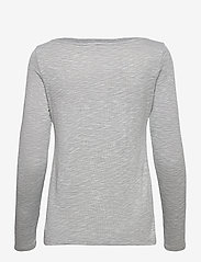 Esprit Casual - T-Shirts - long-sleeved tops - light grey 5 - 1
